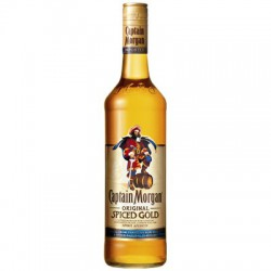 Captain Morgan Spiced Gold 0