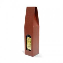 Krabica na víno Bordeaux - 1 fľaša