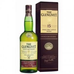 Glenlivet 15y French Oak Reserve 0