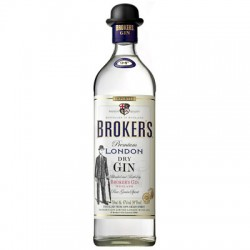 Broker's Gin 0