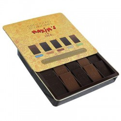Maxim's 25 plátkov čokolády 160g