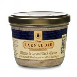 Kačacia terina Larnaudie s foie gras 180g