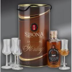 Sibona sada Cilindro Heritage Port Wood 0