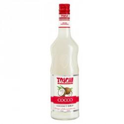 Koktailový sirup Toschi Cocco (kokos) 1l