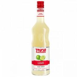 Koktailový sirup Toschi Lime (limeta) 1l