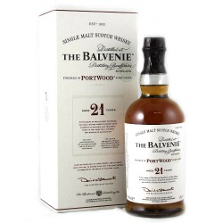 Balvenie 21y Portwood  0,7l