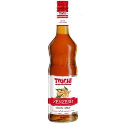 Zázvorový koktailový sirup Toschi Zenzero  1,0l