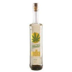 Cannabis Vodka 40% 0,5l