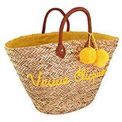 Veuve Clicquot prútený košík