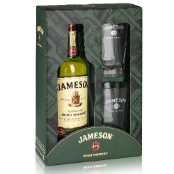 Jameson 0,7l s pohármi