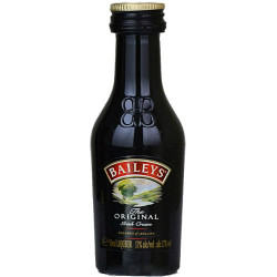 Bailey's Irish Cream 0,05l miniatúra