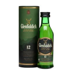 Glenfiddich 12y 0,05l...