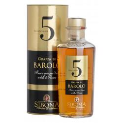 Sibona Barolo 5y  0,5l