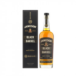 Jameson Black Barrel 0,7l,...
