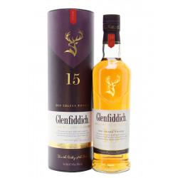 Glenfiddich 15y Solera 0,7l