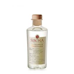 Sibona Chardonnay 40% , 0,50 l