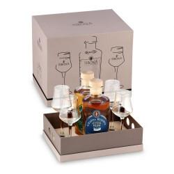 BOX VASSOIO - grappa Rum +...
