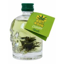Cannabis White widow skull...