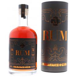 Rammstein Rum 0,7 l