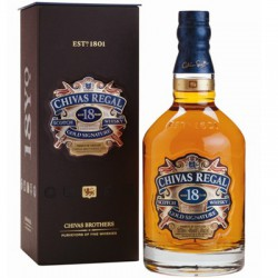 Chivas Regal 18y 0