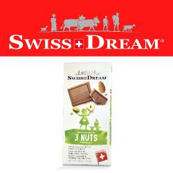 SwissDream mliečna čokoláda...