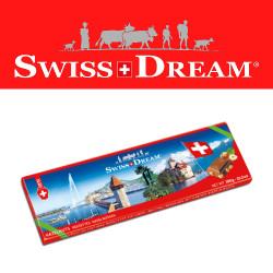 SwissDream Souvenir mliečna...