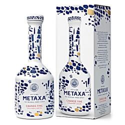 Metaxa Grande Fine keramik...