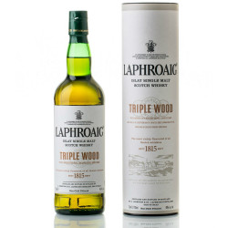 Laphroaig Triple Wood 48% 0,7l
