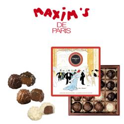 Čokoládové Rochers Maxim's...