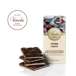 Venchi - horká čokoláda...