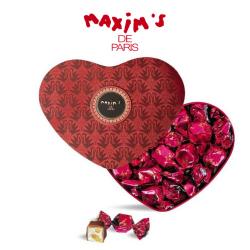 Červené srdce Maxim's...