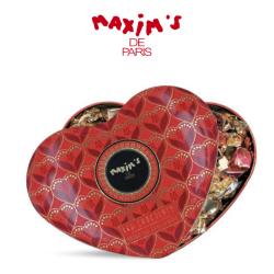 Maxim's srdce červené velké...