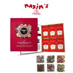 Maxim's čaj - kolekcia 30...