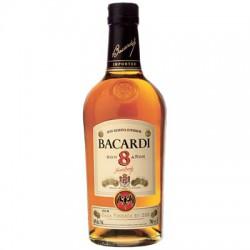 Bacardi 8y 0