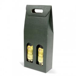 Krabice na víno Verde - 2 fľaše